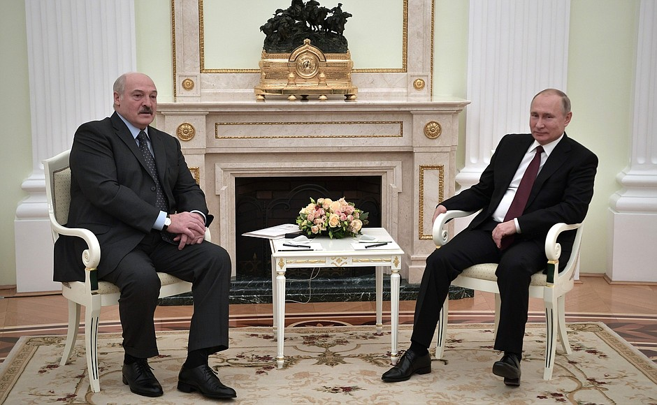 Russia's Orbit – Belarus President Lukashenko: The Issue Of Unifying Belarus With Russia Is Not On The Current Agenda